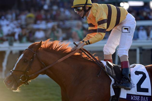 Maker's 46 Mile: Horse of the Year Wise Dan Faces Four on His Return