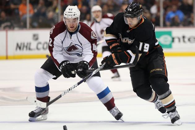 Avs Prevent Ducks from Clinching Playoff Spot