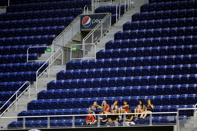 Miami Marlins Swept by Atlanta Braves in Front of Record-Low Crowd