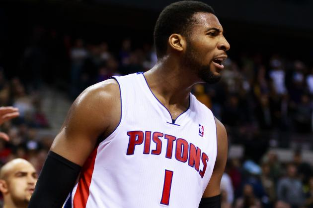 Andre Drummond Drops 29 Points to Lead Pistons