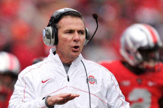 Urban Meyer on Grant: 'He's the Starting Middle Linebacker at Ohio State'