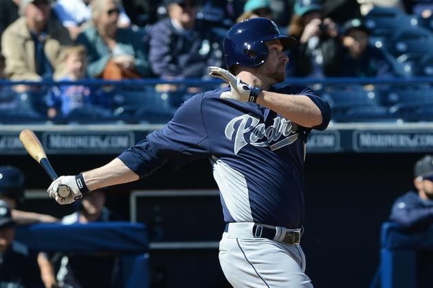 Chase Headley: Will His Return Save the Padres' Season?