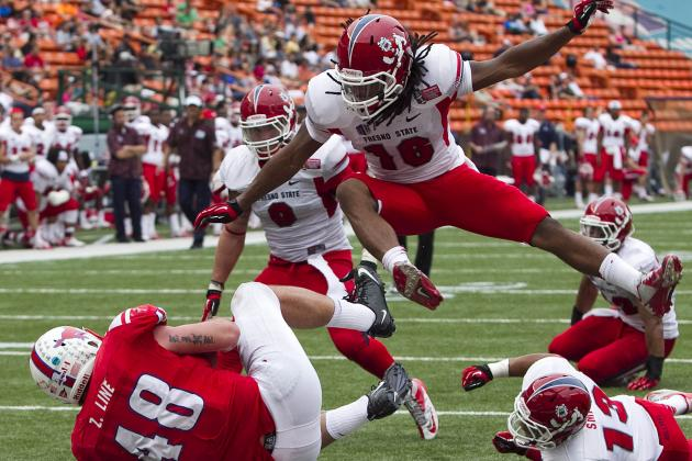 Phillip Thomas Scouting Report: NFL Outlook for Fresno State Safety