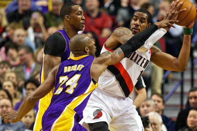 L.A. Lakers vs. Portland Trail Blazers: Postgame Grades, Analysis for Blazers