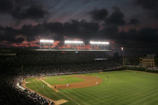 Chicago Cubs Request More Night Games for Next Season