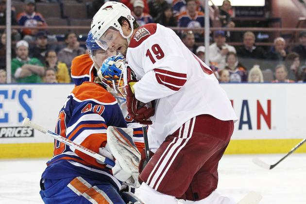 Doan, Smith, Vrbata Need to Step Up for Phoenix Coyotes