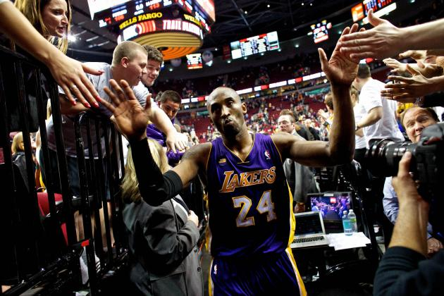 Would Failing to Make the Playoffs Be a Stain on Kobe Bryant's Career?