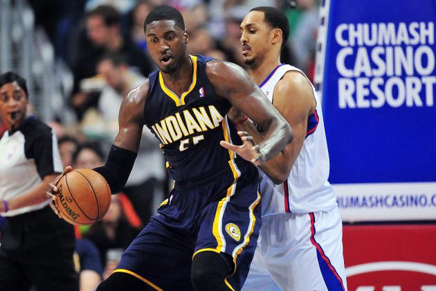 Roy Hibbert Turned out to Be Worth the Indiana Pacers' Big Money After All
