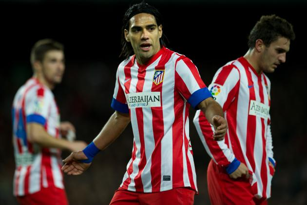 Radamel Falcao: Where Would He Fit in at Manchester United?