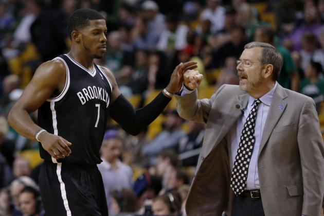 Nets, Beating Celtics, Move Closer to 4th Seed