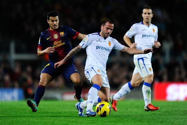 Real Zaragoza vs. Barcelona: Complete La Liga Preview