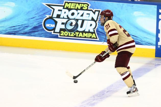 Frozen Four 2013: Everything You Need to Know About Event