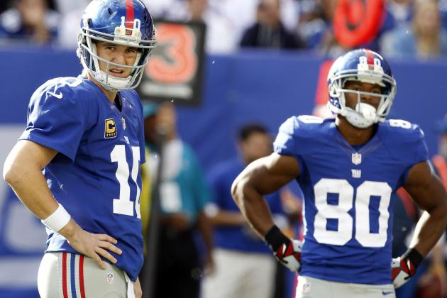 Eli Manning Working out at Duke with Victor Cruz