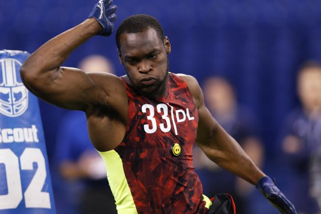 LSU's Barkevious Mingo Is the Consensus Choice for New Orleans