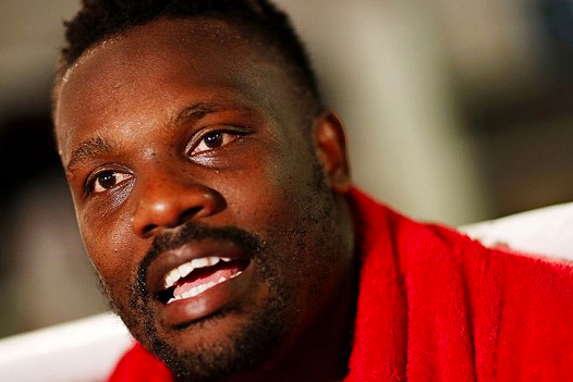 Chisora Back to Trash-Talking Ahead of 4/20 Bout
