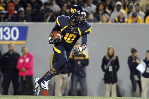 West Virginia Looking for Depth at Wide Receiver