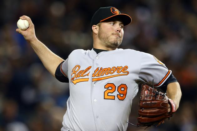 Tommy Hunter Shows Success and Struggles in One Wild Relief Outing