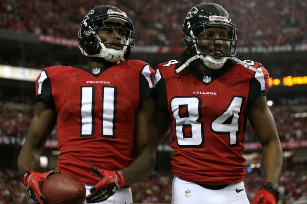 Roddy White: 'Super Bowl or Bust' for Atlanta Falcons