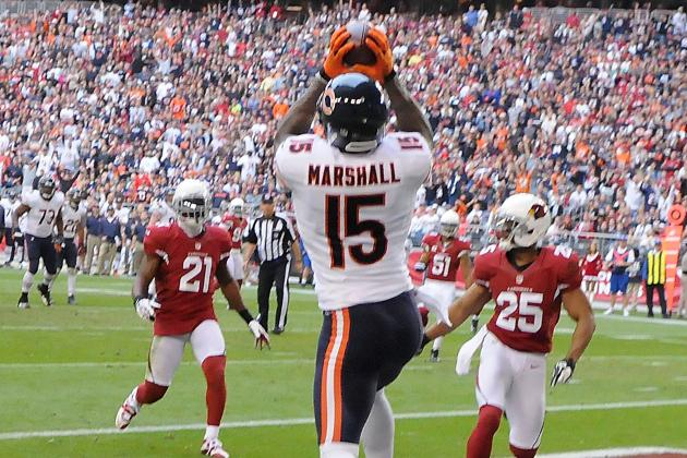 Brandon Marshall Says He's 100-Percent for First Time in Three Years