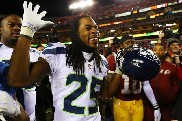 Richard Sherman: I Was Misquoted and I've Never Taken Adderall