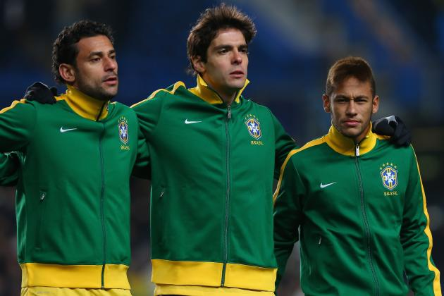 Brazil Drops to 19th; U.S. Up to 28th in FIFA Rankings
