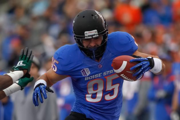 Stakes Set for Boise State Spring Game