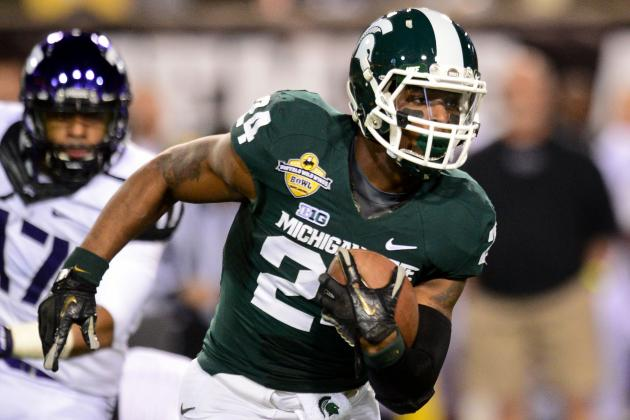 MSU's No. 1 Running Back Could Be an Incoming Freshman