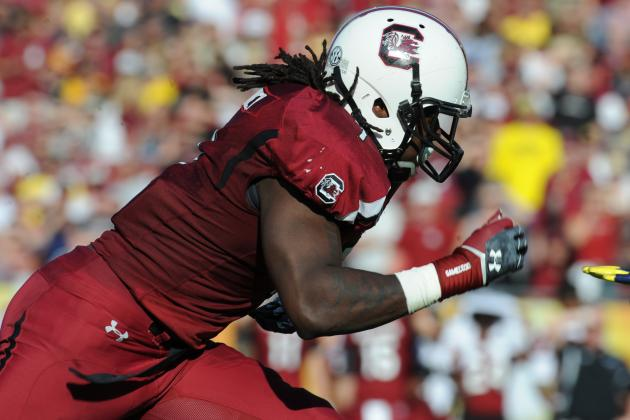 Do Jadeveon Clowney's Spring Injuries Reignite Debate About Taking Year Off?