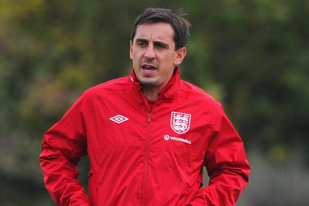 Gary Neville Turned Down Several Managerial Jobs