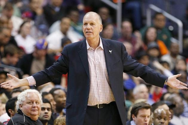NBA: Why Doug Collins and P.J. Carlesimo Won't Be Back Next Season