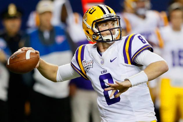 Why LSU QB Zach Mettenberger Will Thrive in New System
