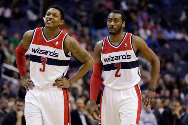 Beal, Wall Discuss Chemistry, Competition in Joint Interview