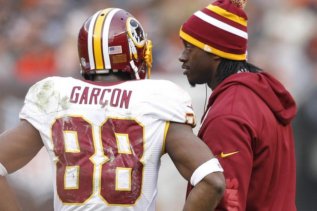 Garcon: RGIII 'Can Be Just as Good' as Peyton