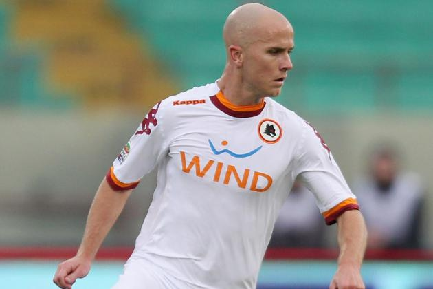 Bradley Finds His Footing at Roma