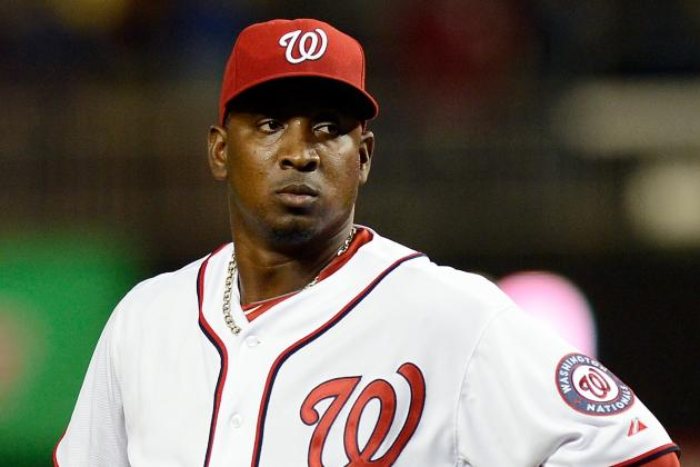 Rafael Soriano on His Recent Shaky Outings, How to Improve