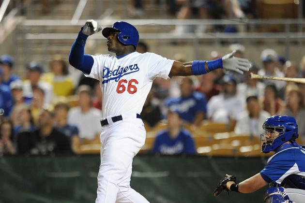 Paco Rodriguez and Yasiel Puig on Fast Tracks