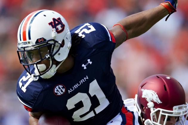 Injured or Not, Gus Malzahn Knows What He Has in Tre Mason