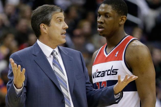 Expectations According to Randy Wittman: 30-Win Chase? 9th Seed Race?