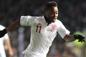 England's Seven Rising Stars Named