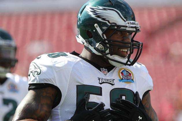 Can Trent Cole Get His Career Back on Track with the Eagles in 2013?