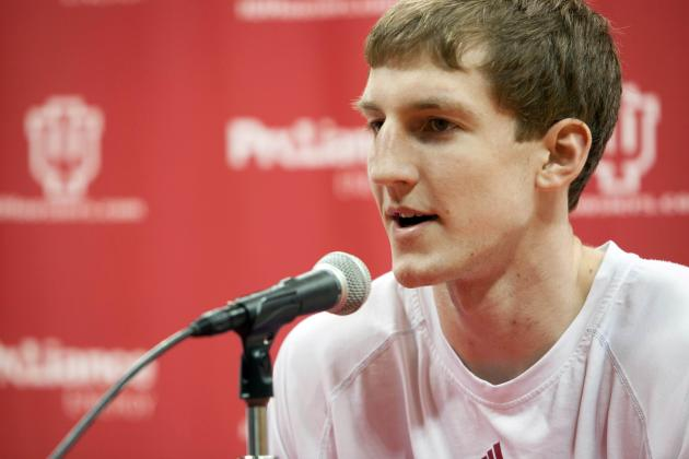 Tyler Zeller Offers No Hints on Brother Cody's Plans