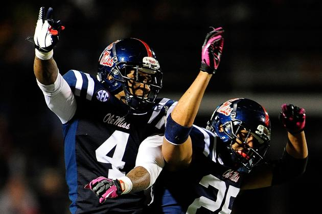 Video: Ole Miss LB Denzel Nkemdiche