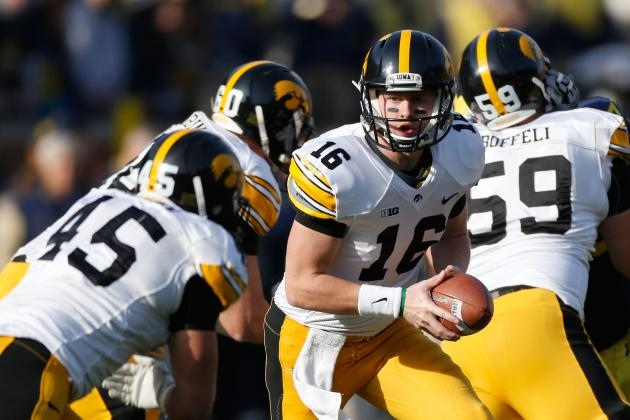 Time to Get Excited About Iowa RBs
