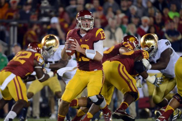 USC Football: What We Need to See from Trojans' Offense in Spring Game