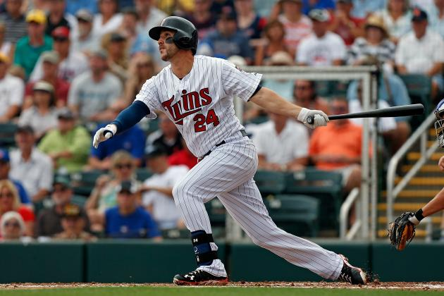 Twins' Plouffe Quickly Becoming a Target for Opposing Pitchers