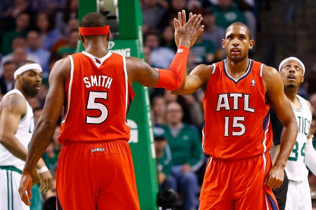 Debate: Who Will Have a Bigger Impact in the Playoffs, Smith or Horford?