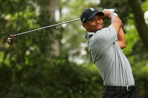 Masters Leaderboard 2013: Knee-Jerk Reaction to Early 1st-Round Scores