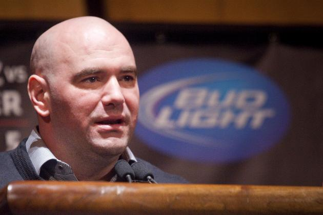 UFC Addresses Death of Amateur Fighter with Condolences