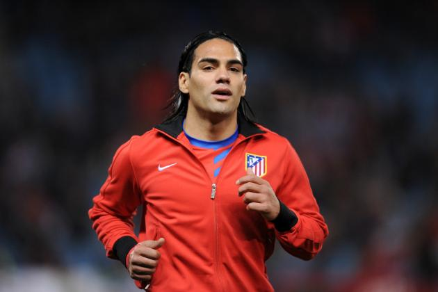 Radamel Falcao Would Make Manchester United Favorite to Win European Cup in 2014