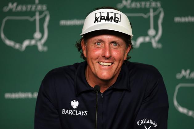 Phil Mickelson Taxes, Experience and Masters Glory Lead Story Ahead of Augusta